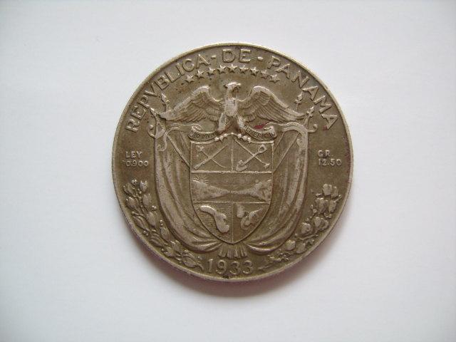 PANAMA 1//2 BALBOA CONVENT OF SAN FRANCISCO 2018 UNC COIN