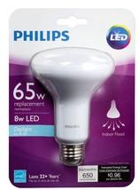 4 Bulbs Philips 457082 65W Equivalent Daylight (5,000K) BR30 LED Floodli... - €38,87 EUR