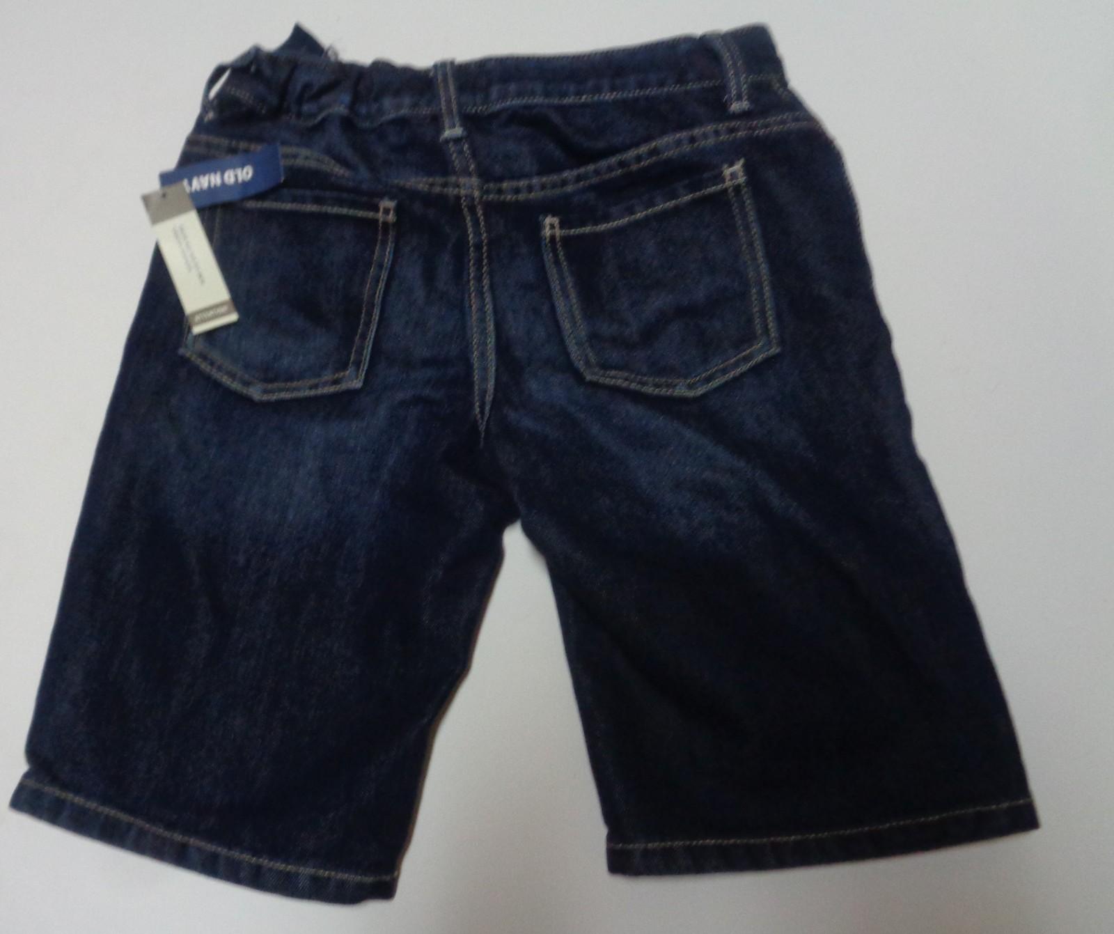 Old Navy Blue Jean Boarding Shorts NWT Sz 12R