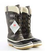 Womens Portland Boot Company Duck Duck Tall Snow Boot - Dark Grey, Size 10 - $56.99