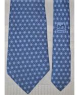 Hermes Silk Neck Tie H Hexagon Star 5118 HA 511... - $89.00