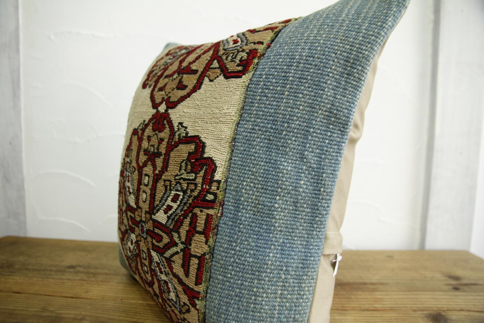 Kilim Pillows |16x16 | Decorative Pillows | 461 | Accent Pillows turkish pillow
