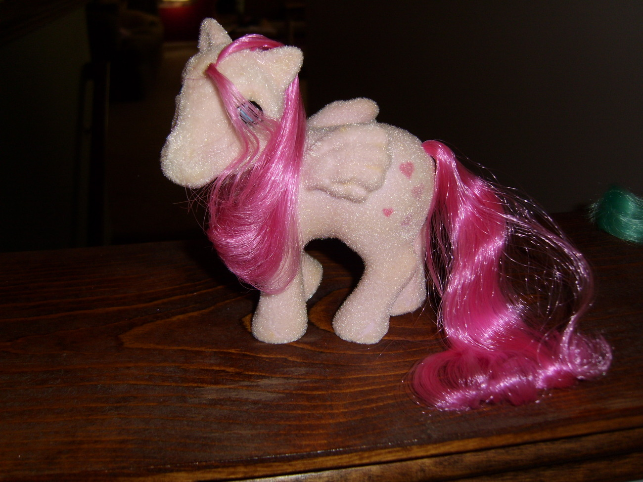 My Little Pony G1 SS Heart Throb