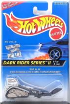 Hot Wheels - Big Chill: '96 Dark Rider Series II #1/4 - Collector #400 *... - $2.50