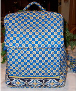 Vera Bradley Large Backpack Riviera Blue NWT - $69.00