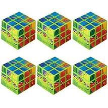 Dinosaur 'Prehistoric Party' Puzzle Cubes/Favors (6ct) - $14.72