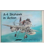 A-4 Skyhawk In Action Aircraft No. 11 - $29.75