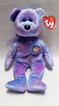 Ty Beanie Baby Clubby 4 Bear Stuffed Animal Plush Swing Tag IV Retired P... - $14.97