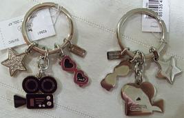 Coach Hollywood Multi Dangle Keychain Key Fob 92861 NWT - $39.00