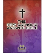 The NEW Catholic Answer Bible -NAB - Revised Edition - LARGE PRINT by Fi... - $44.95