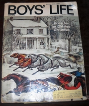BOY'S LIFE MAGAZINE -Home For and Old-time Chri... - $14.99