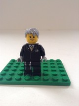 Lego Ultra Agents Portal Hideout Solomon Blaze Minifigure Minifig Buildi... - $4.99