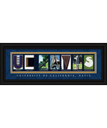 University of California - Davis Framed Campus ... - $38.50