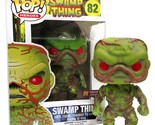 Funko Pop! DC Heroes: Swamp Thing Vinyl Figure (PX Exclusive With Sticker)