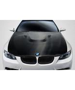 07-10 BMW 3 Series M3 Dritech Carbon Fiber Creations Body Kit- Hood!!! 1... - $615.00
