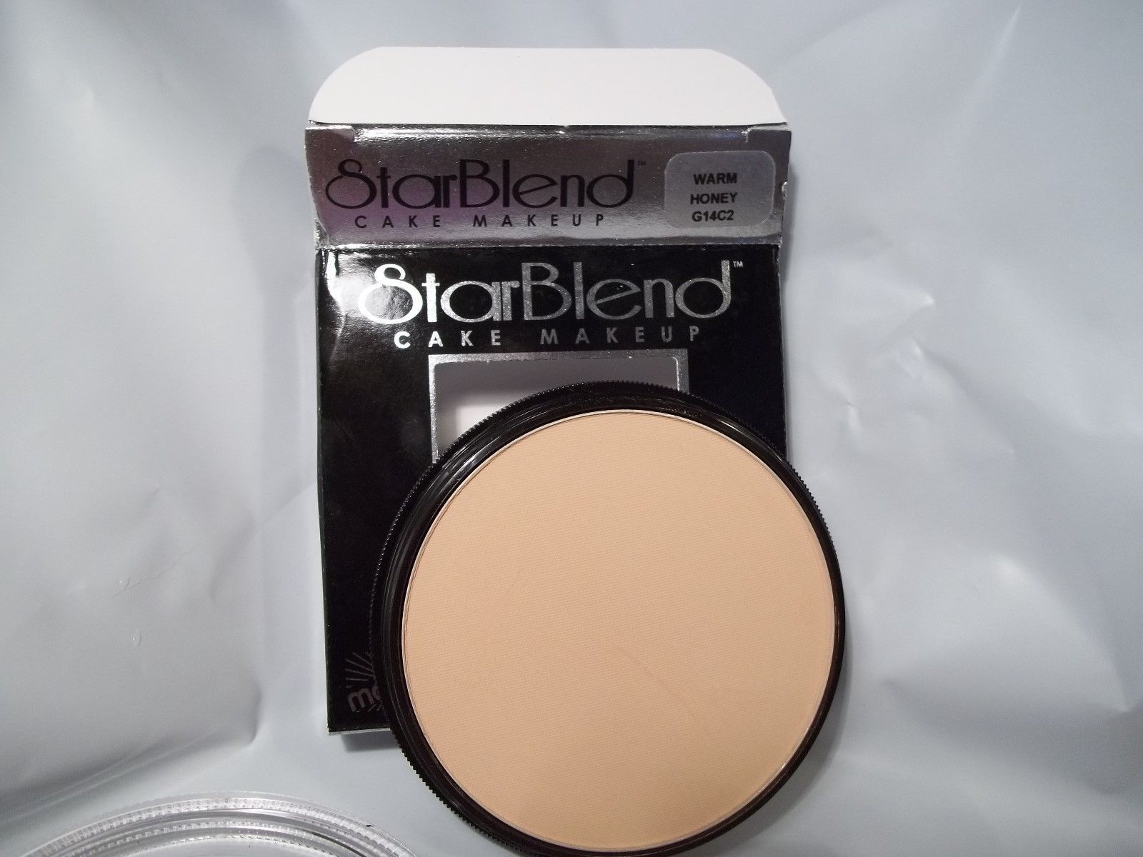 Mehron Star Blend Cake Pancake Water Base Stage Makeup Light Shades Professional image 8