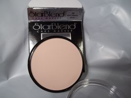Mehron Star Blend Cake Pancake Water Base Stage Makeup Light Shades Professional image 14