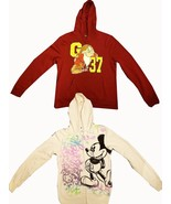 New Grumpy Hoodie Sweatshirt Sweater Disney Mickey Sweatshirt Sweater Ho... - $39.99