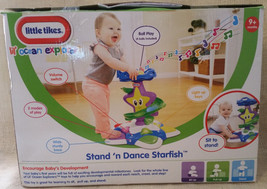 Little Tikes Stand 'n Dance Starfish Lil' Ocean... - $19.78