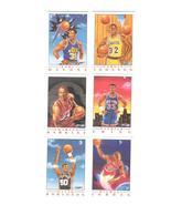1991/92 Fleer Provisions Basketball Insert  Set - $4.00
