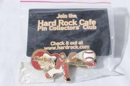 Hard Rock Cafe Pin Collector's Club Pittsburgh 2004 Baseball - $14.81