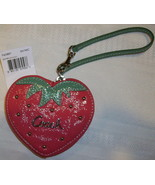 Coach 60881 Strawberry Novelty Coin Purse Wrist... - $34.00