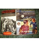Rick Brant #5 The Whispering Box Mystery Dust J... - $29.95
