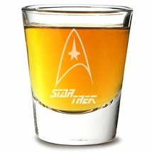 Star Trek - Next Generation Emblem - Shot Glass - $6.99