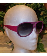 Juicy Couture Sunglasses Quirky/S Hot Pink Bla... - $29.00