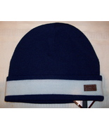 Coach Mens Merino Wool Knit Hat Beanie 80707 Na... - $29.00