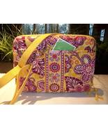 Vera Bradley Bali Gold Mini Laptop Tablet Hard ... - $29.00