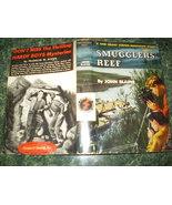 Rick Brant #7 Smugglers' Reef Dust Jacket Very ... - $29.95