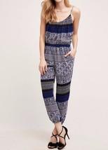 Anthropologie Darya Paisley Jumpsuit by Lilka $... - $44.99