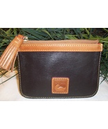 Dooney & Bourke Textured Leather Coin Purse wit... - $19.00
