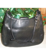 Coach Leather Girlie Girly Hobo Shoulder 8319 B... - $19.00