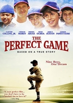 THE PERFECT GAME - DVD