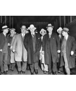 Al Capone Mafia TKK Vintage 16X20 BW Mobster Memorabilia Photo - $29.95