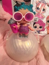 L.O.L. Surprise Doll Cosmic Queen! Glitter Series! Hard To Find! Rare! LOL - $29.69