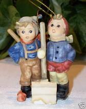 Hummel Ornament -Snow Day - 935257 NIB  - $19.00