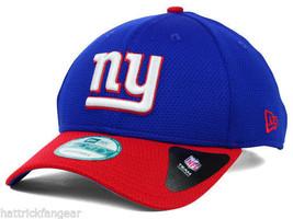 New York Giants New Era 9FORTY Fundamental Tech Nfl Team Logo Cap Hat Osfm - $20.85
