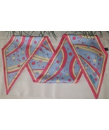 Thomas Pink Scarf Silk Neck Neckerchief Sash Po... - $19.00