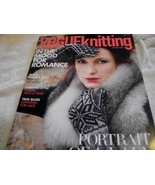 Vogue Knitting Fall 2011 Magazine - $10.00
