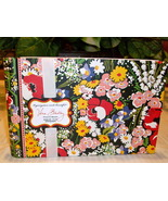 Vera Bradley Photo Album Poppy Fields Photo Boo... - $9.00