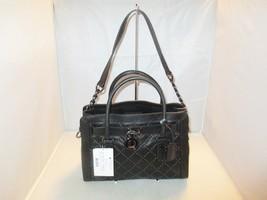 Michael Kors Hamilton Micro Stud E / W Satchel , Tote, Shoulder Bag, Pur... - $179.99