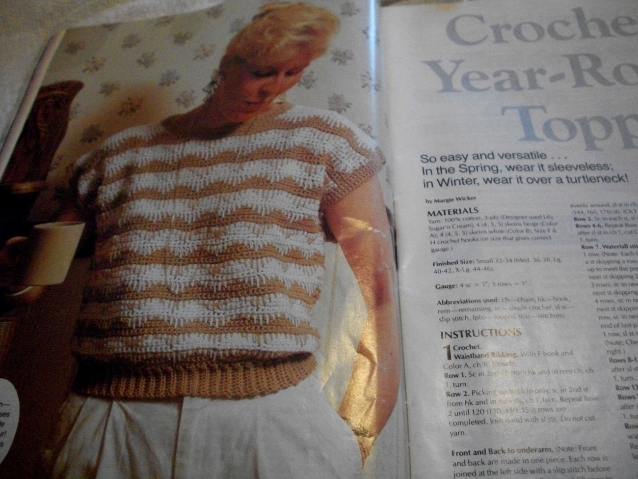 Crafts 'n Things March/April 1989 Magazine