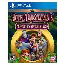 Hotel Transylvania 3: Monsters Overboard - PlayStation 4 Edition [video ... - $65.74