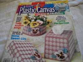 Plastic Canvas Home & Holiday 2003 Magazine - $3.00