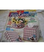 Plastic Canvas Home & Holiday 2003 Magazine - $3.00