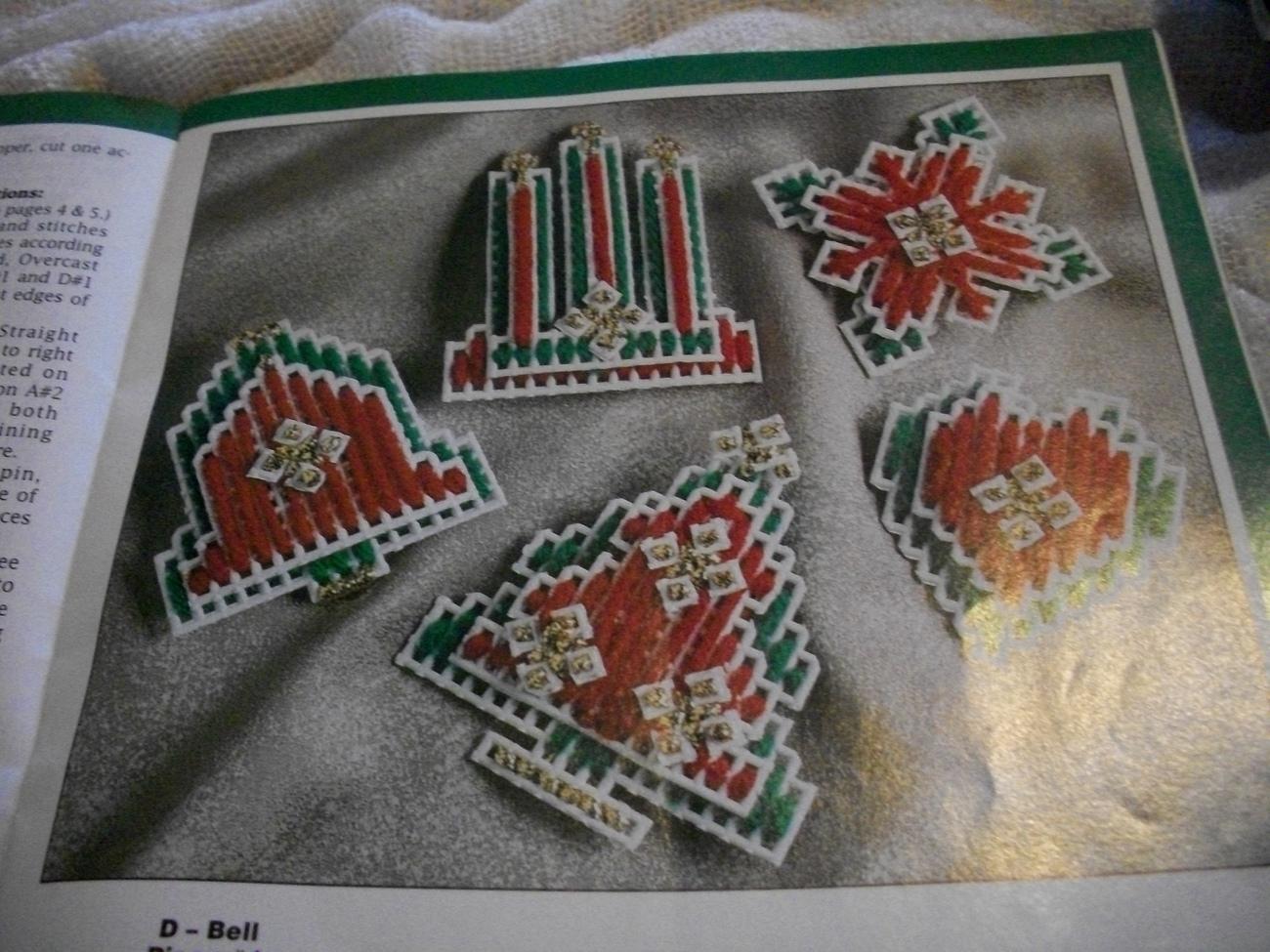 Plastic Canvas Home & Holiday 2003 Magazine