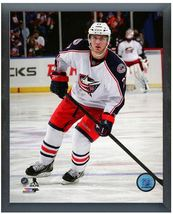 "Ryan Murray 2013-14 Columbus Blue Jackets - 11"" x 14"" Photo in a Glassle... - $633,98 MXN"